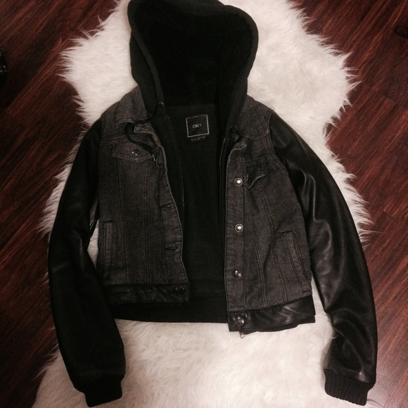 to wear - Hoodie Obey jacket video