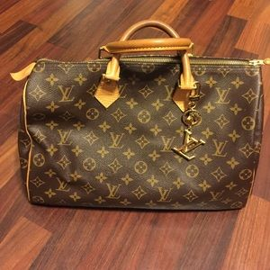 ❤$650️Louis Vuitton speedy 35