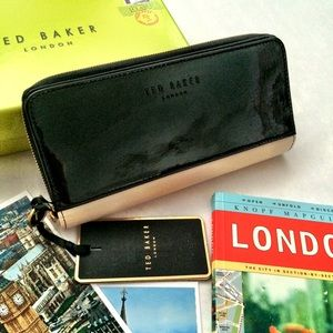 Ted Baker Middle Matinee Wallet