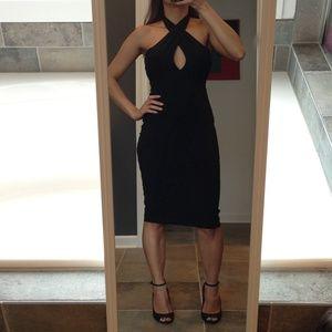 AA multiway midi dress