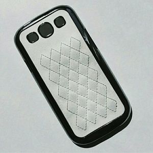 SOLD - Samsung Galaxy SIII Quilted Case