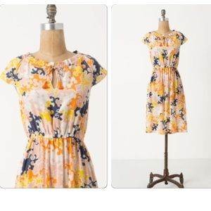 Anthropologie Puzzled Pieces Dress