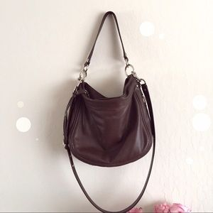 PM Editor PickCoach leather hobo