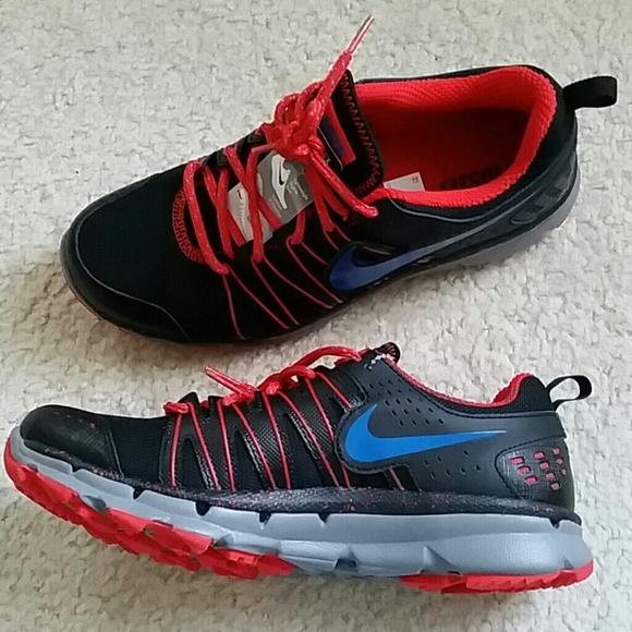 94761c53bddf8 (NWOB) Nike Flex Trail 2  Fitsole