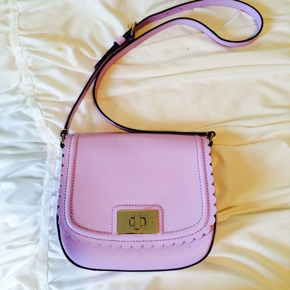 8118f1c155 kate spade Handbags - New Kate Spade crossbody purse light purple