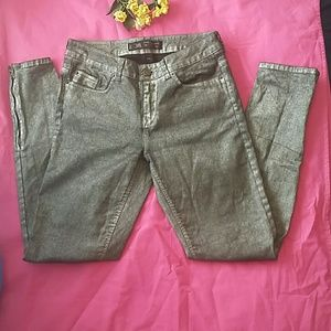 zara stretchable pants