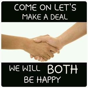 Other - LET'S MAKE A DEAL