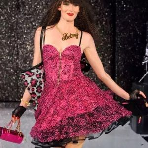 Betsey Johnson Party Dress NWT