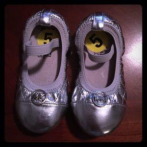 Michael Kors Infant shoes size 5