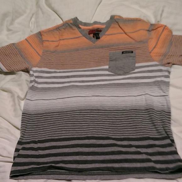 44 off distortion other men 39 s v neck t shirt with for Men s v neck pocket tee shirts