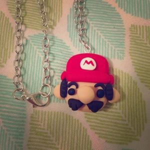 Accessories - Kawaii Video Game Nintendo Necklace