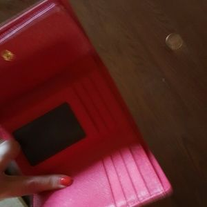 02c01007e3 Marco polo Bags - Marco Polo orange  red wallet