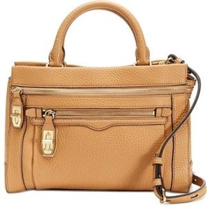 Rebecca Minkoff Handbags - {Rebecca Minkoff} Crossby Small Leather Bag