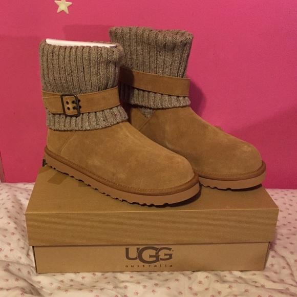 6e7d26b180e UGG Australia Cambridge boots