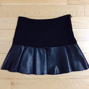 Zara Dresses & Skirts - Zara drop waist skirt