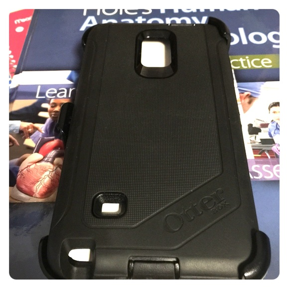 new style 74b10 340fc Samsung Galaxy Note 4 Defender Series Otterbox