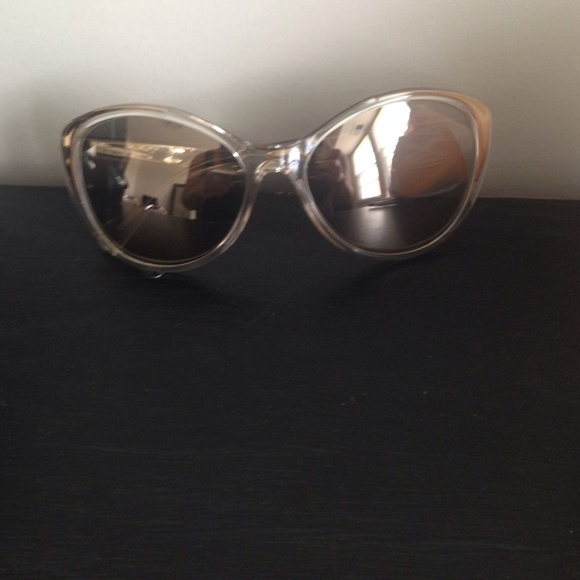 Limited edition D&G 18k gold plated sunglasses