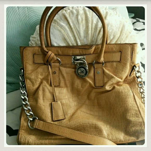 26745d26970d Michael Kors Hamilton Large North South Tote $498.  M_5548f5627eb29f4dcc000a15