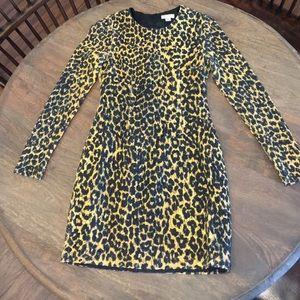Rodarte for Target Leopard Print Dress