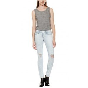 Nwt Current elliott the ankle skinny