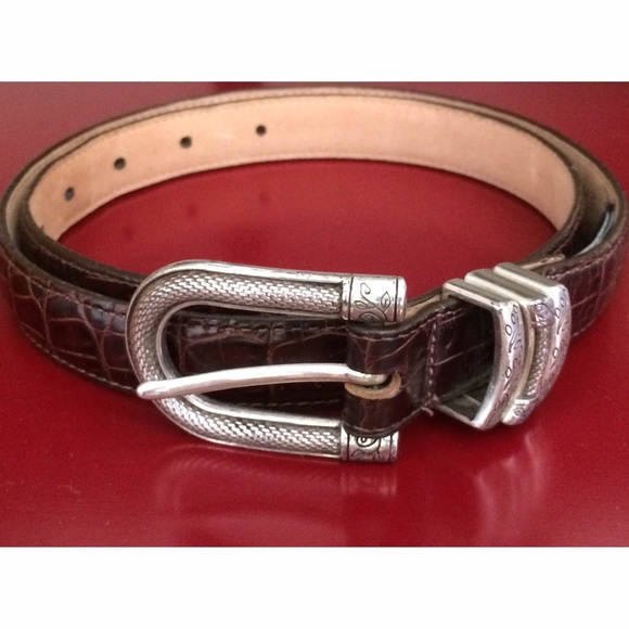 brighton classic brighton leather belt from s