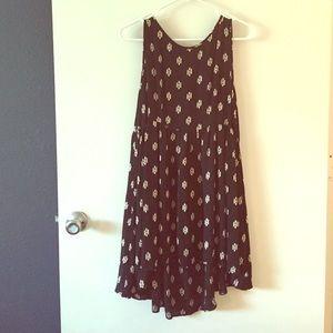 HI-LOW Forever 21 Dress
