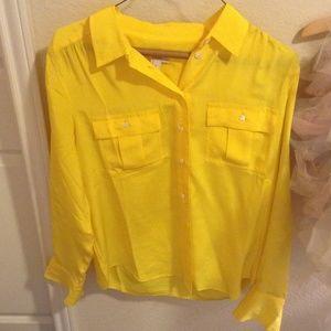 J.Crew loose blouse