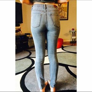 High-rise BDG jeans