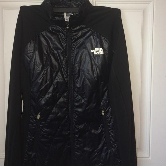 cee1317fe North Face black Animagi jacket running Small S