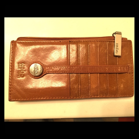low priced 339d3 1f16d Hobo credit card holder/wallet