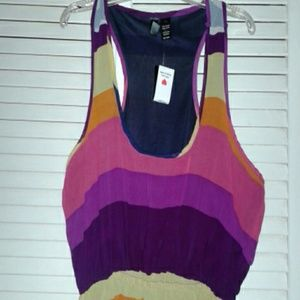 FUN & FLIRT Dresses & Skirts - PLUS SIZE CHIFFON DRESS sz 16