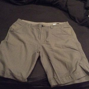 Lucky brand grey shorts