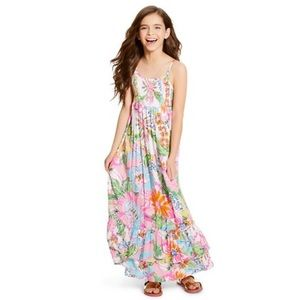 Lilly for Target Nosie Posey Maxi Dress