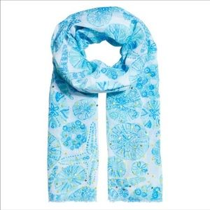 Lilly Pulitzer Sea Urchin For You Scarf