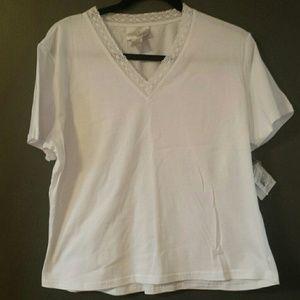intimate essentials Tops - NWT women's sleep shirt