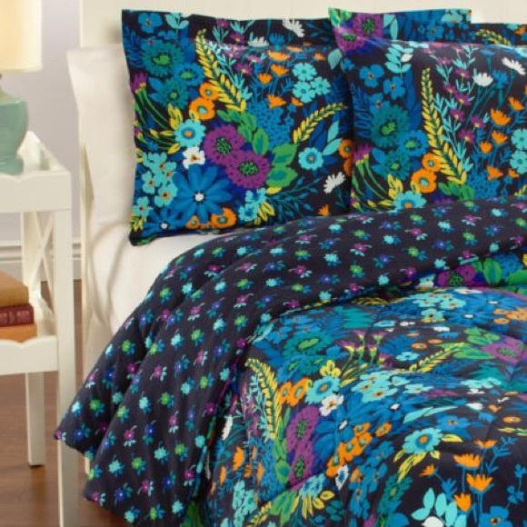 Vera Bradley Midnight Blues Vera Bradley Twin Xl Bedding