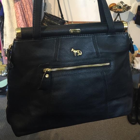 65% off Emma fox Handbags - Super cute black Emma Fox purse from ...