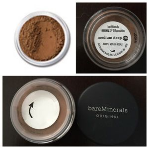 Sephora Other - NEW bareMinerals Bronzer / Medium Deep Foundation
