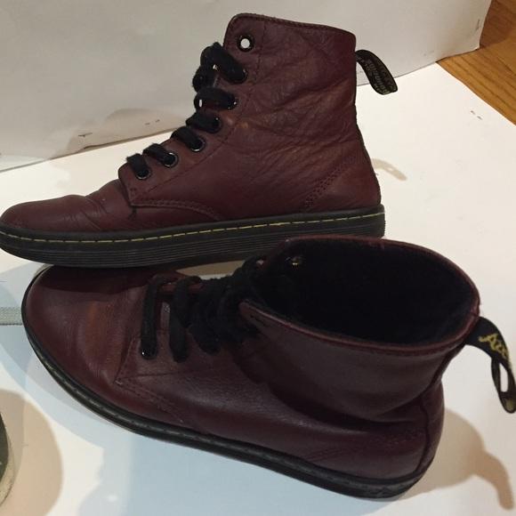 Dr. Marten Leyton Boot