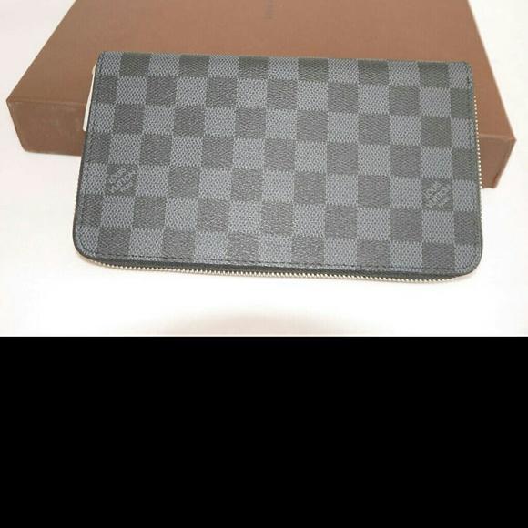 12422a4935 Louis Vuitton Bags | Zippy Organizer Damier Graphite | Poshmark