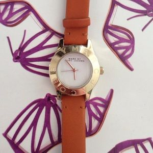NWT Marc by Marc Jacobs leather watch