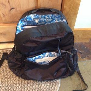 84e911b2f9a 78% off lululemon athletica Handbags Lululemon Yogini backpack from