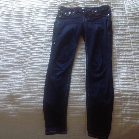 47 off true religion pants sale true religion skinny. Black Bedroom Furniture Sets. Home Design Ideas
