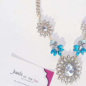 Jewels of the Day by Lina Jewelry - Statement Necklace 🎀