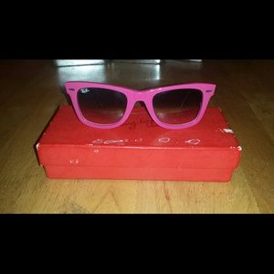 RayBan Special Series sunglasses