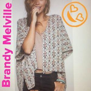 Brandy Melville Tops - Brandy Melville kimono