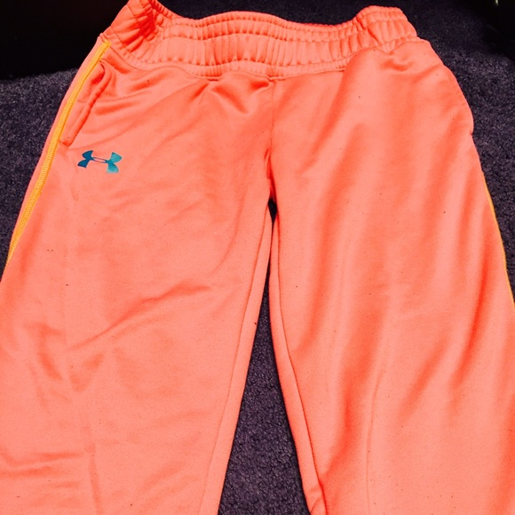 under armour pants for girls. under armour pants - girls xl sweat for