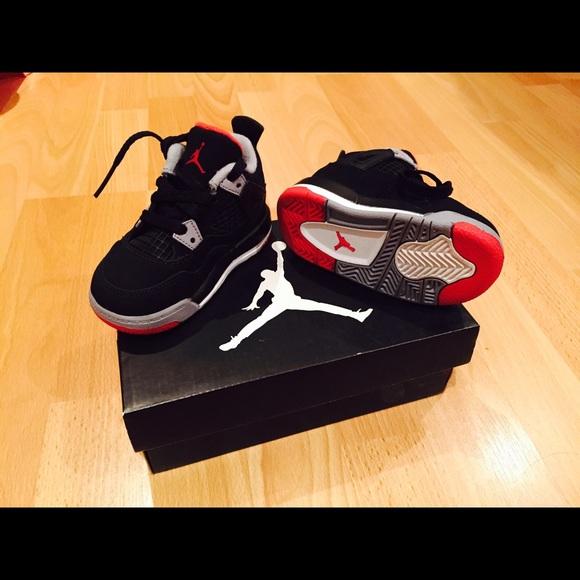 45205bde2bc424 Jordan Shoes - Baby Air Jordan 4 Retro   ...