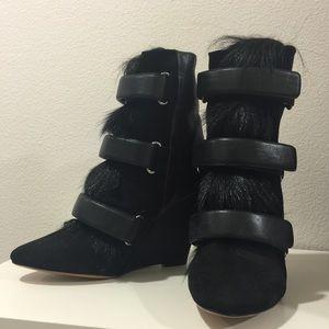 Isabel Marant Shoes - Isabel Marant Pierce wedge boots BRAND NEW