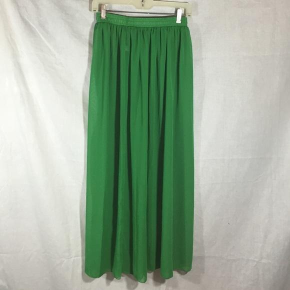 57 american apparel dresses skirts green american